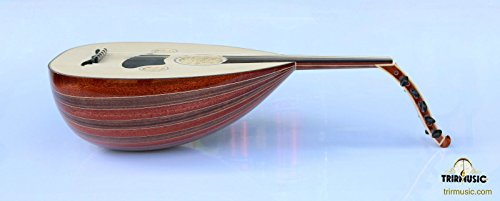 Türkische Professional Walnuss Mahagoni Saite Instrument Oud UD hso-121