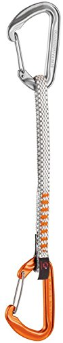 Mammut Express Set Wall Wire Gate, Orange-Silver, 15 cm