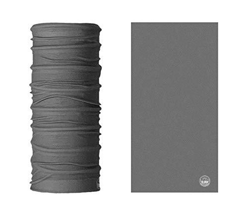 CLUSH Maryland - Bedrucktes Multifunktionstuch Bandana Halstuch Kopftuch: Face Shield- Material ist flexibel und atmungsaktiv - Maske fürs Motorrad-, Fahrrad- und Skifahren, für Damen und Herren