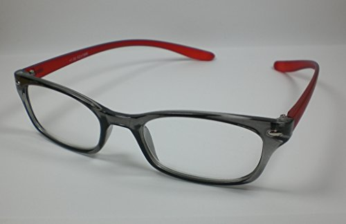Leesbril + 1,0 diop. Lange beugel