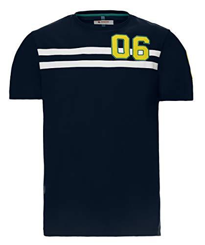 invicta - T-Shirt 4451149/U per Uomo, 100% Cotone IT XXL