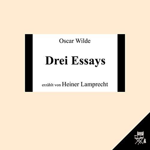 Drei Essays Titelbild