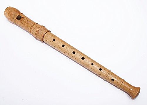 Cherrystone Blockflöte Holz Sopran Flöte Modell 18