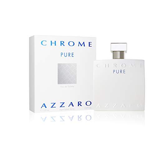 Azzaro Chrome Pure Eau de Toilette - Cologne for Men