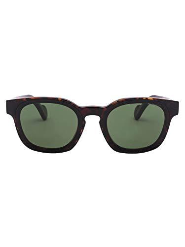 MONCLER Luxury Fashion dames zonnebril, meerkleurig, ML00865752N52NHAVANA