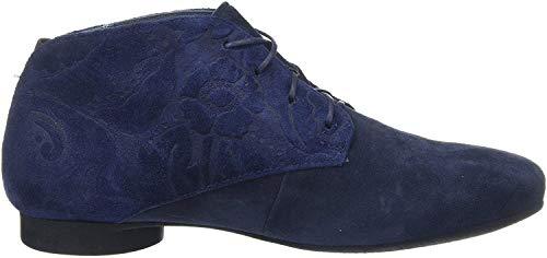 Think! Damen Guad_585274 Desert Boots, Blau (Notte 78), 38 EU