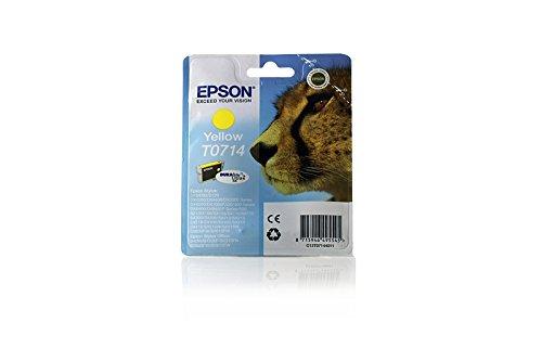Original Epson C13T07144010 / T0714 Tinte Yellow für Epson Stylus DX 8450