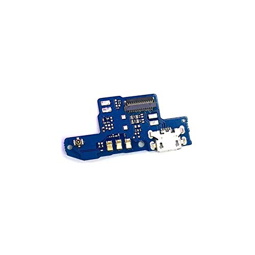 HDHUIXS Compatibilidad Puerto USB de Carga Junta For ZTE Blade BA602 USB Base de Carga del Puerto Flex Piezas de reparación del Cable Profesional