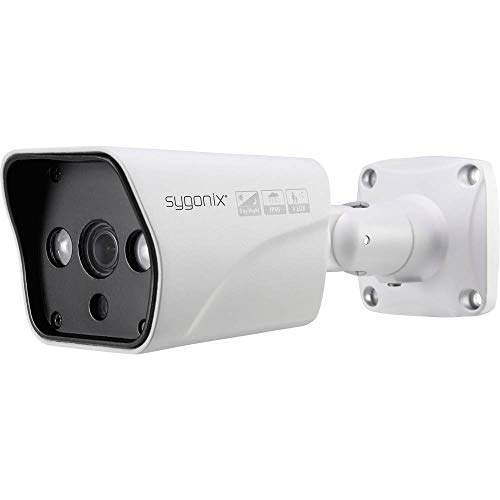 Sygonix LHE-390F-1080P SY-3288928 AHD, HD-TVI, HD-CVI, Analog-Überwachungskamera 1920 x 1080 Pixel