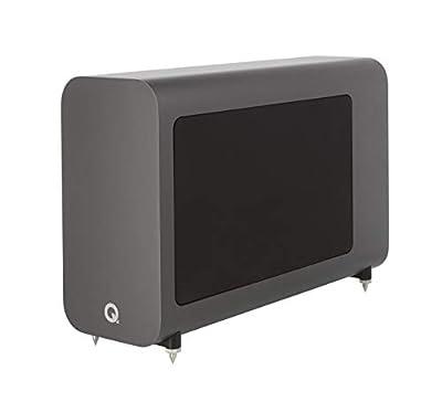 Q Acoustics 3060s Active Subwoofer (Graphite Grey) (Refurbished) from Q Acoustics