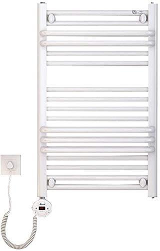 Inicio Equipos Rieles de toallero con calefacción Calentadores de toallas eléctricos Control inteligente de temperatura eléctrico Rejilla de secado Deshumidificación a prueba de humedad Temporizaci
