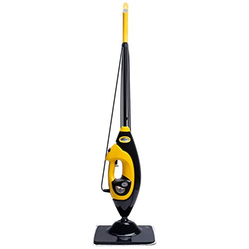 OApier S15 Steam Cleaner, All-in-1 Multi-Purpose Steam Mop with Handheld Unit, 30Ft Ultra-Long Cord, Floor Steamer for Cleaning Hardwood Floor/Tile/Grout/Laminate/Kitchen