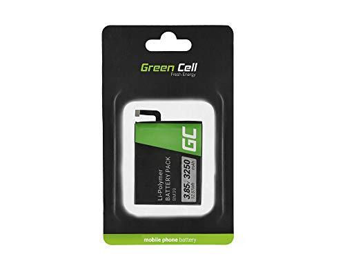 Batería de Repuesto Interna Green Cell BM39 Compatible con Xiaomi Mi 6 Mi6 | Li-Polymer | 3250 mAh 3.85 V | Batería de reemplazo para teléfono móvil del Smartphone | Recargable