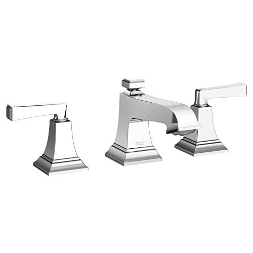American Standard 7455801.002 Town Square S Widespread Faucet with 1.2 GPM, Polished Chrome