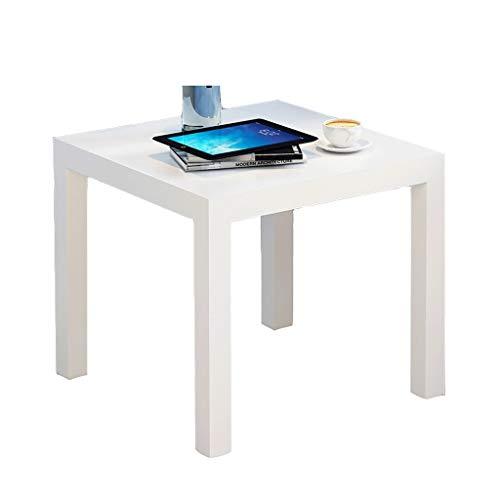 Table d'appoint Canapé côté Porte-Table Simple Salon Table à thé Mobile Petite Table Peut être épissée (Couleur : B)