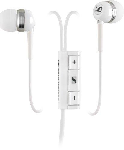 Sennheiser MM70i In-Ear-Kopfhörer weiß