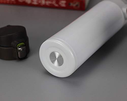 Taza de alta calidad termo portátil para niñas/niños botella de agua de acero inoxidable airless taza termo gran capacidad estudiante batería
