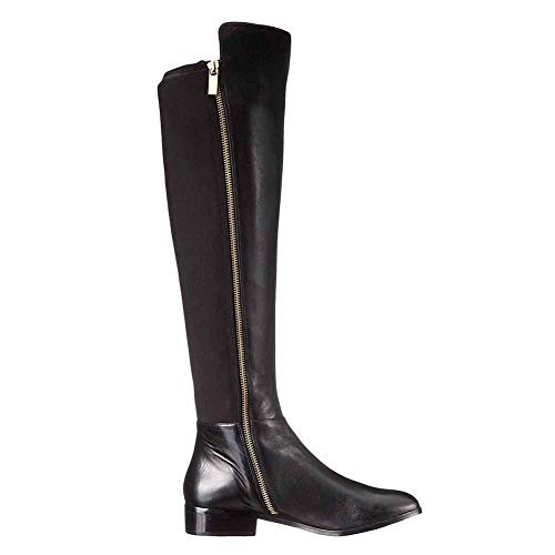 XER Women'S Boots, Aangewezen Mode Comfortabele Zijrits Hoge hak laarzen Maat 34-47 voor Fancy Dress Party