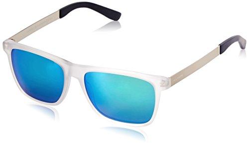 Tommy Hilfiger TH 1322/S Z9 IHP 55 Gafas de sol, Gris (Mtpall/Green Multilaye), Hombre