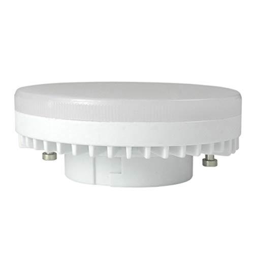 Mobestech 5W Led Inbouw Plafondlamp Draadloos Rond Inbouw 3000K Nachtlampje Voor Gangkasten Kasten Zolder Slaapkamer Garage