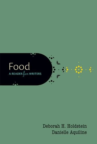 Food: A Reader for Writers