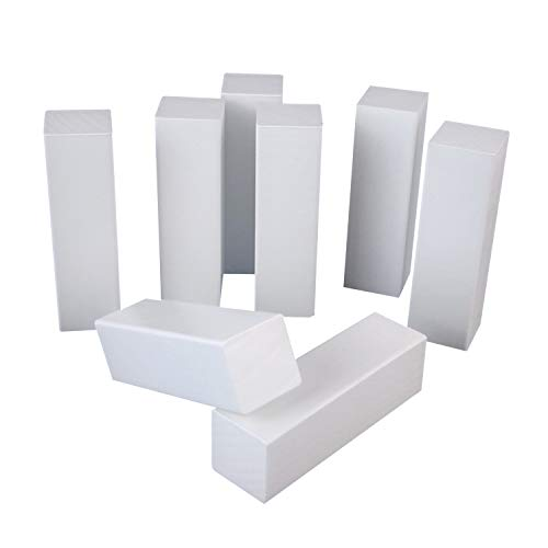 TRECOR® Eckturm weiß 65 mm hoch (TRECOR® Eckturm weiß, 58 mm)