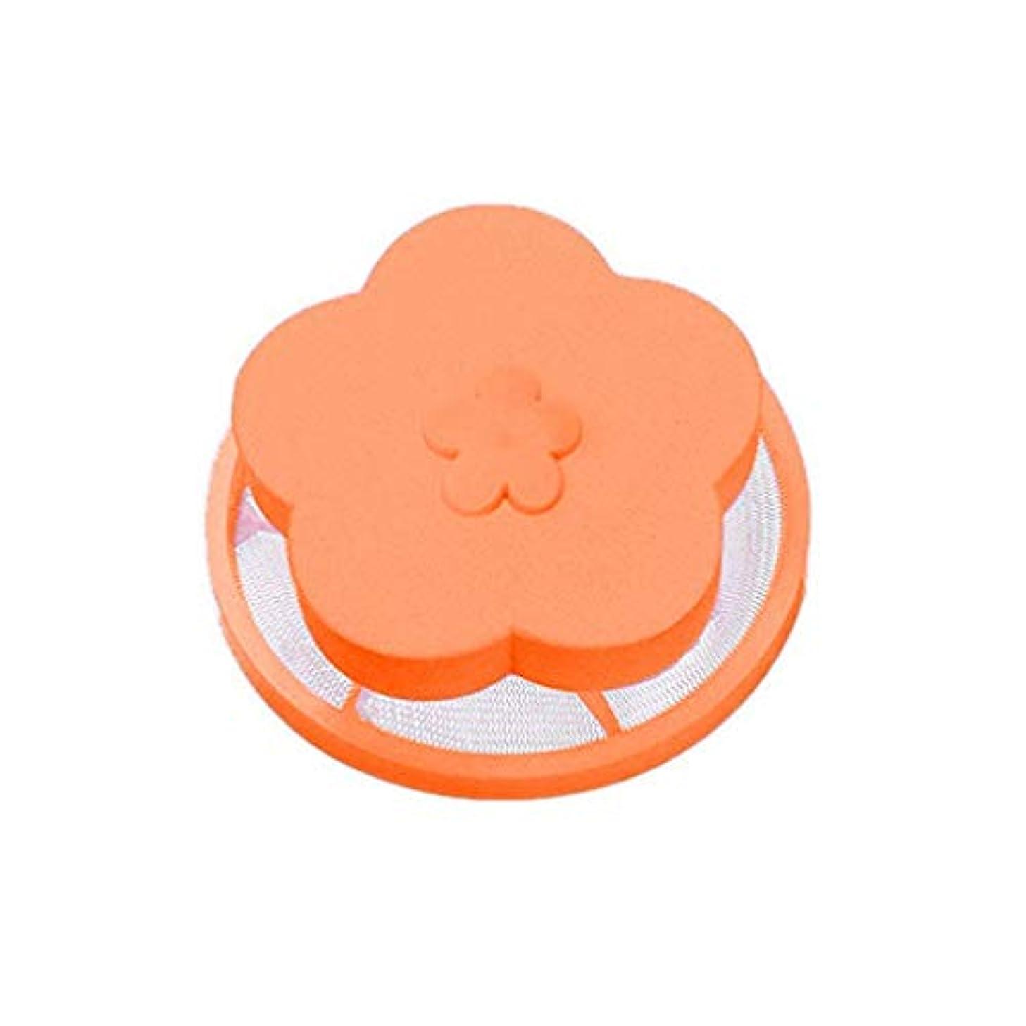 ZTY66 2Pcs Washing Machine Lint Filter Bag Laundry Mesh Hair Catcher Floating Ball Pouch