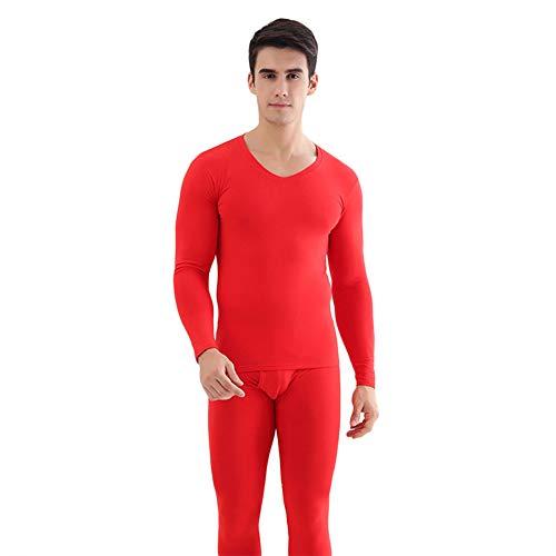 Watkings hermo ondergoed set, vrouwen mannen 2019 normale lak naadloos elastisch thermische ondergoed innerlijke slijtage, wintermode warme kleding