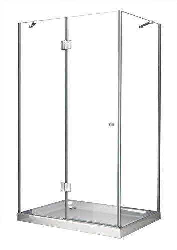 Duschkabine RECREO 100 x 80 x 190 cm