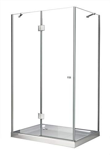 Duschkabine RECREO 120 x 90 x 190 cm