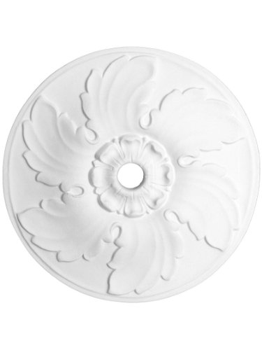 Montgomery 9 3/4' Ceiling Medallion with 1' Center Hole