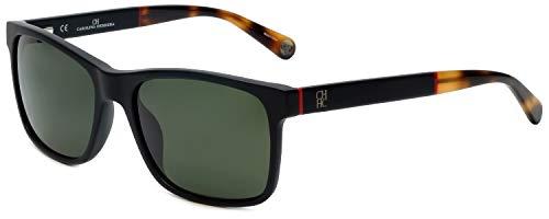 Carolina Herrera SHE.00657.0703.56 Gafas de Sol para Hombre, color Verde, 56 mm