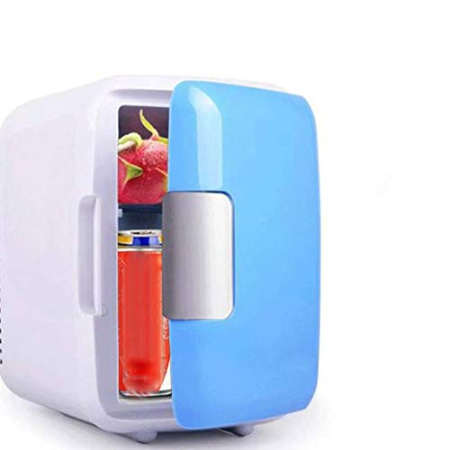 Congelador de coche portátil 4L Mini refrigerador de coche Refrigerador de coche Calentador de enfriador Piezas de vehículo universales