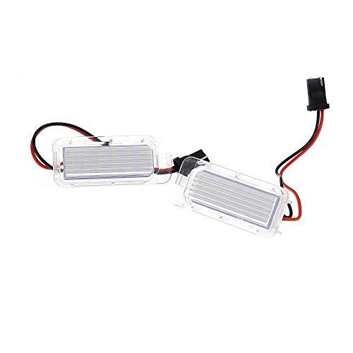 LED Kennzeichenbeleuchtung Nummernschildbeleuchte für Transit Bus/Kasten Focus II Ecosport