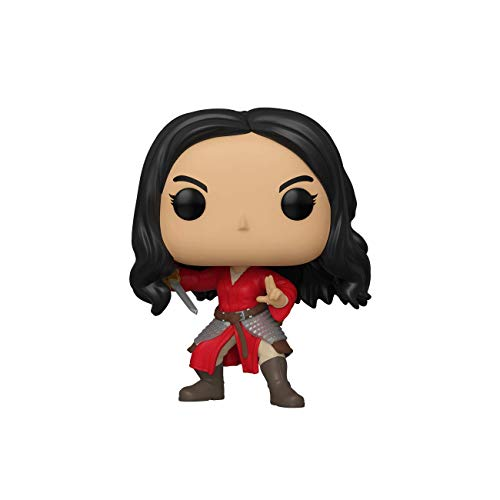Funko 46096 POP Disney: Mulan- Warrior Mulan