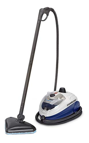 Wagner Spraytech C900134.M HomeRight SteamMachine Elite Multi-Purpose Mop with 20 Accessories for Chemical-Free Steam Cleaning, Hardwood Floors, Tile, and More
