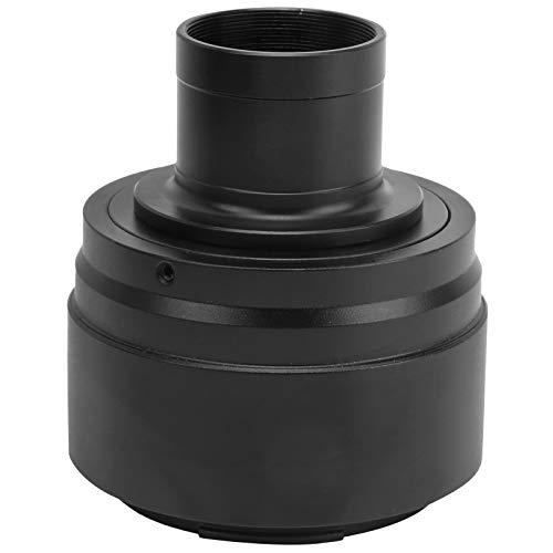 214 Anillo Adaptador de telescopio, convertidor de telescopio astronómico de 1,25 Pulgadas, Anillo Adaptador de Tubo T2-Z de aleación de Aluminio, para cámara para Nikon Z Mount Mirrorless