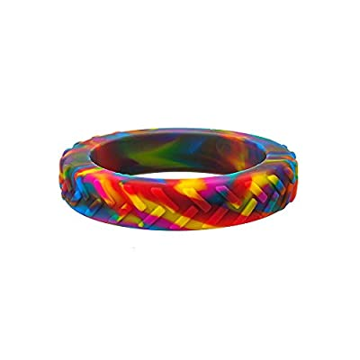 Tread Bangle - Chew Bracelet for Sensory, Oral Motor, Anxiety, Autism, ADHD