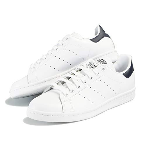 adidas STAN SMITH/アディダス スタンスミス/RUNNINGWHITExNEWNAVY/ランニングホワイト×ニューネイビー...