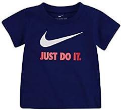 Nike Camiseta Marino para Niño - Just Do It