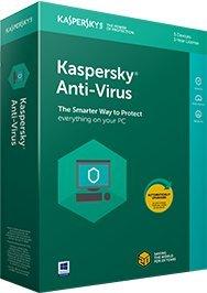 Kaspersky Antivirus 5 Pc 1 anno ESD Digital Code