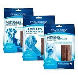 FRANCODEX Snack IGIENE DENTALE per cani Fino a 5 Kg 🔥
