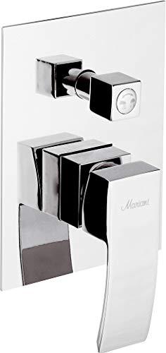 Rubinetterie Mariani Marte rubinetto miscelatore incasso doccia con deviatore