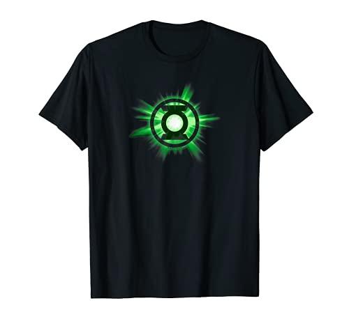 Green Lantern Green Glow T-Shirt