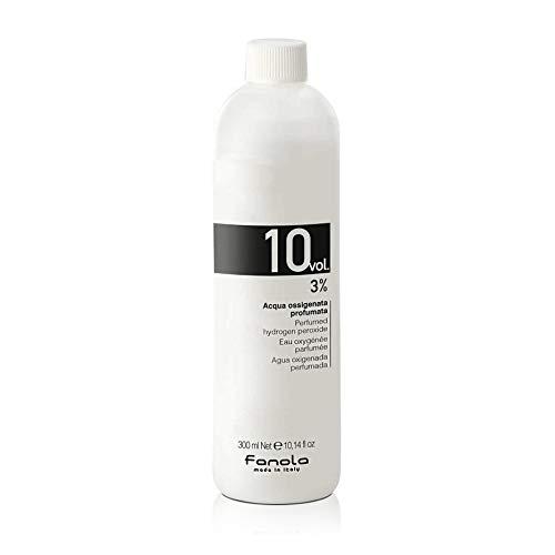 Fanola - parfümiertes Oxidationsmittel–Creme-Aktivator–Bananen-Duft–Oxidationsmittel für Haarcolorationen 300mL