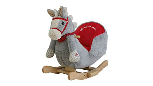 Sweety Toys 7059 cheval à bascule PIPPER