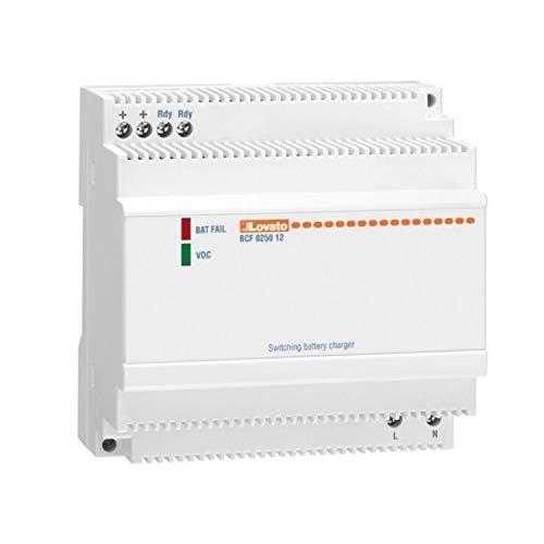 Carga batería automático conmutada, para batería plomo ácido no sellada (1 nivel de carga) 4,5A 12V, 9 x 5,06 x 13,5 centímetros, color blanco (Referencia: BCF045012)