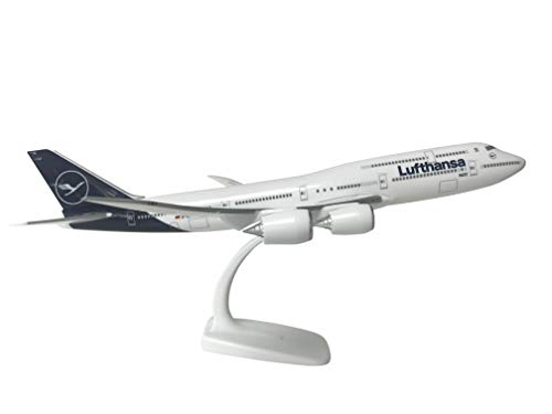 Limox Wings Boeing 747-8 Lufthansa New Livery Scale 1:200 | Neue Lufthansa LACKIERUNG |