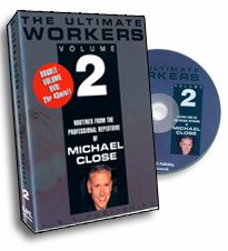 Michael Close Workers- #2, DVD