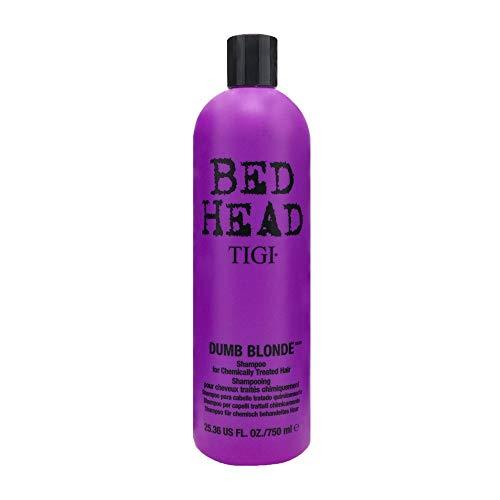 Tigi TIG013N-750 Shampooing New Dumb Blonde 750 ml